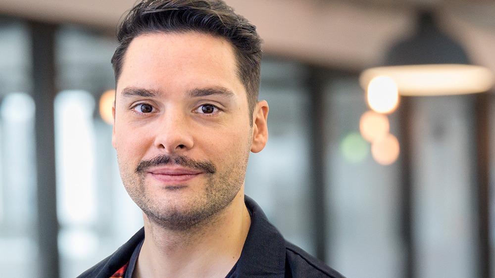 Porträt von Johannes Stabel - COO internetwarriors und Partner des Unternehmens fokus>p